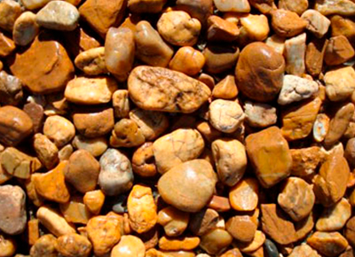 Pedra Seixo Rolado - São Sebastião Extração